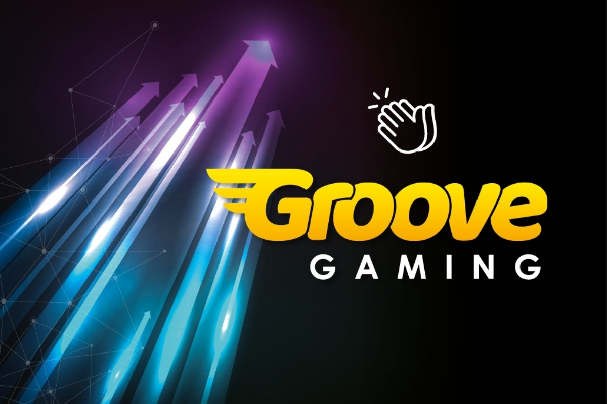 Record month for GrooveGaming