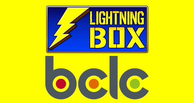 Lightning Box to supply its content with BCLC