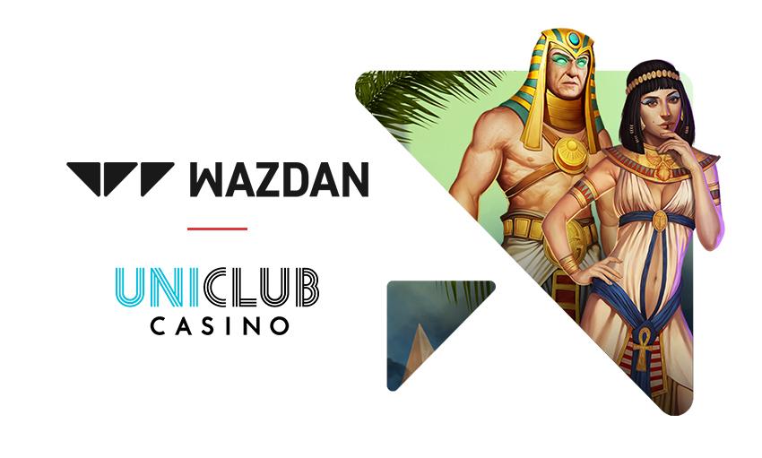 Wazdan Announces New Casino Partnership with Uniclub Casino
