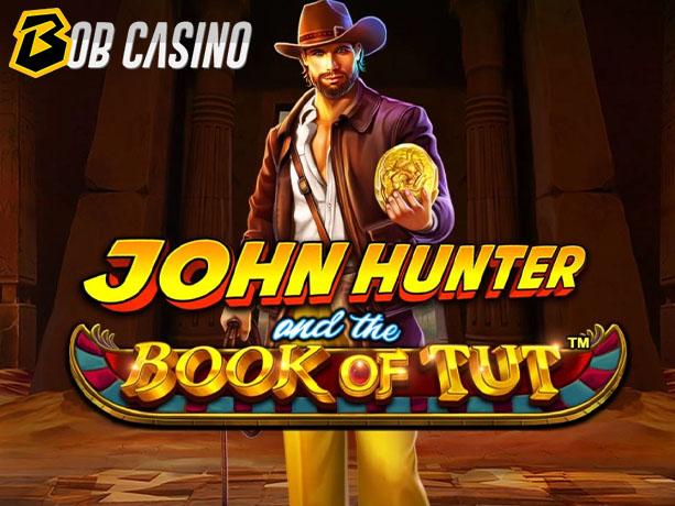 John Hunter and the Book of Tut Slot Review (Pragmatic Play)