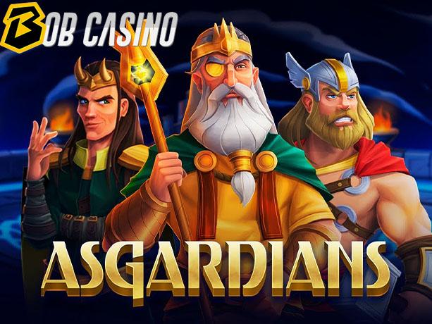 Asgardians Slot Review (Endorphina)