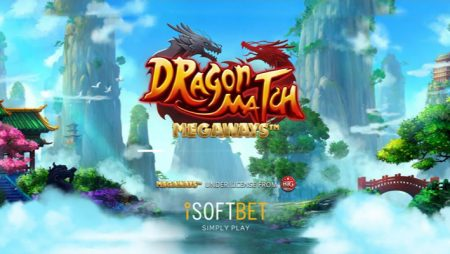 """Wins are fast and furious"" in iSoftBet's new Dragon Match Megaways slot"