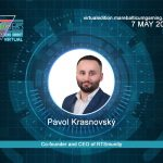 Pavol Krasnovský (Co-Founder and CEO at RTSmunity) among the speakers at #MBGS2020VE