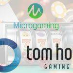 Microgaming's Portfolio Gains Tom Horn Gaming Titles