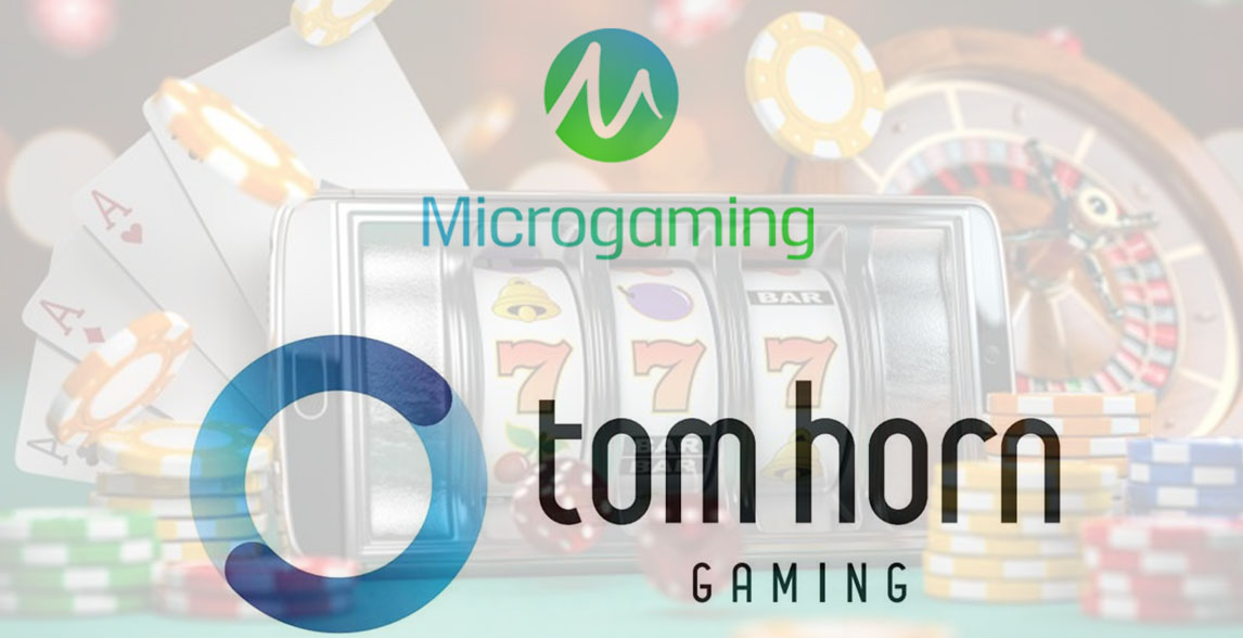 Microgaming's Portfolio Gains Tom Horn Gaming Titles