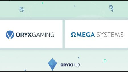 Omega Systems integration alliance for Oryx Gaming