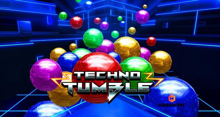 Habanero releases new science fiction inspired slot Techno Tumble