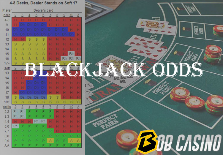 Blackjack Odds: How to Leverage the House Edge to Your Advantage