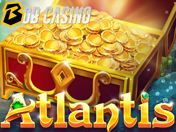 Atlantis Slot Review (Red Tiger)
