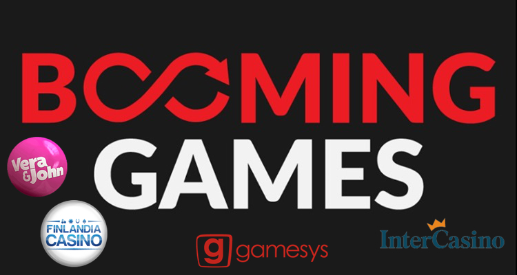 "Booming Games launches on three Gamesys Group brands: releases ""Spinosaurus"""
