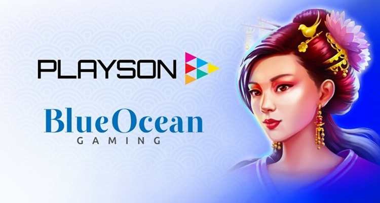 Playson increases reach via new partnership with BlueOcean Gaming
