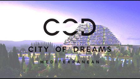 City of Dreams Mediterranean construction work resumes