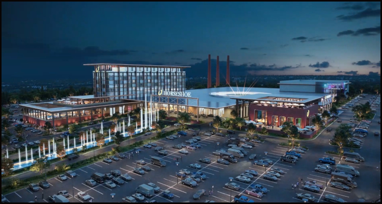 Caesars Entertainment Corporation in talks to run envisioned Danville casino