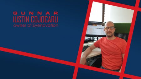 Exclusive Q&A with Iustin Cojocaru owner of Eyenovation (Gunnar representative for Romania and Hungary)