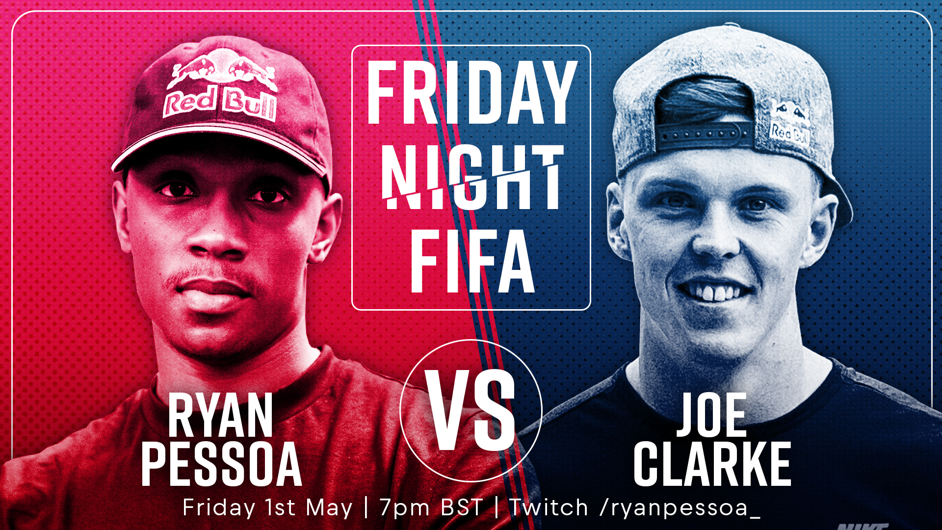 Team GB reigning Olympic gold Champion in the canoe slalom men's K1 Joe Clarke will face Man City Esports star Ryan Pessoa in FIFA 20
