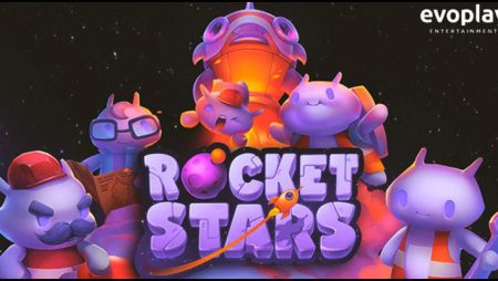 Evoplay Entertainment goes intergalactic with new Rocket Stars video slot