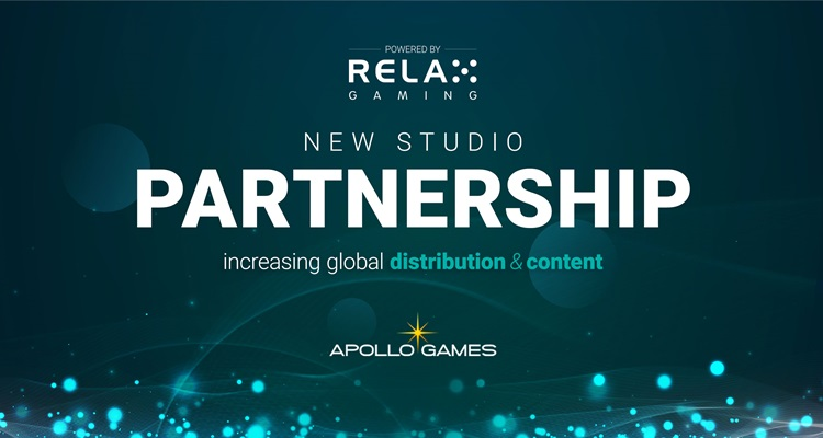 Relax Gaming expands Powered By network via Apollo Games content agreement