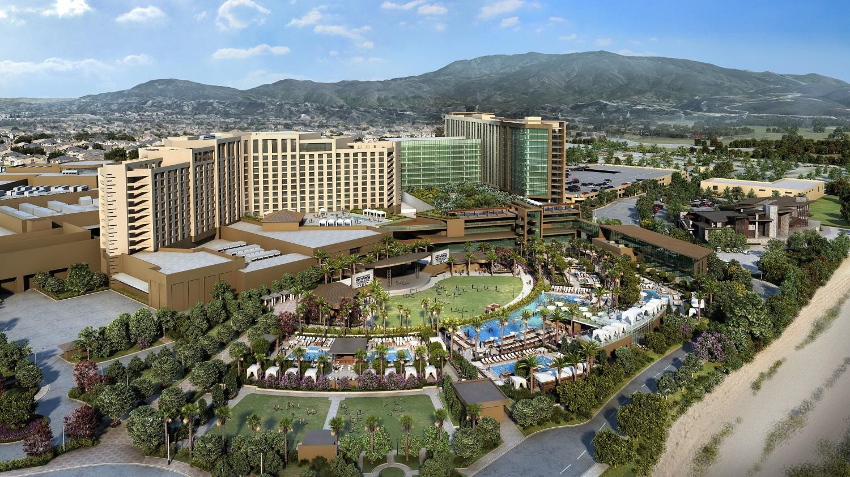 California casinos to reopen next week