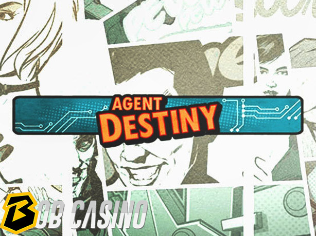 Agent Destiny Slot Review (Play'n Go)
