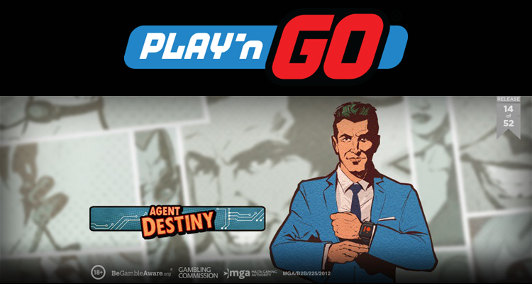 Play'n GO launches new 60s spy-themed video slot Agent Destiny