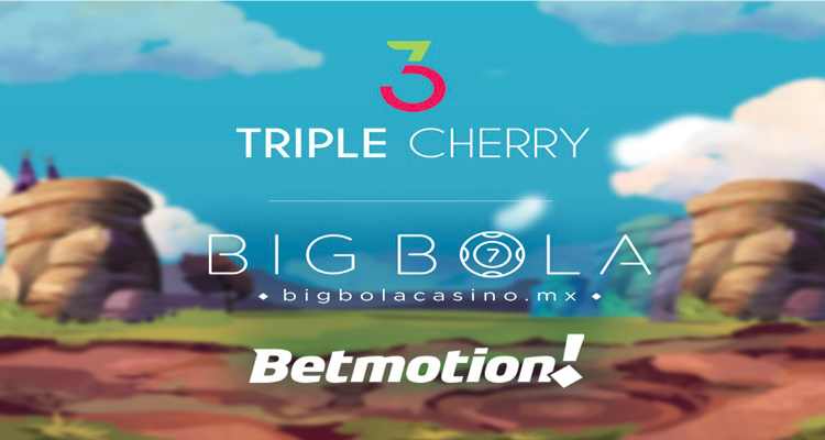 Tripple Cherry's premium slots go live at online casinos BigBola and Betmotion!