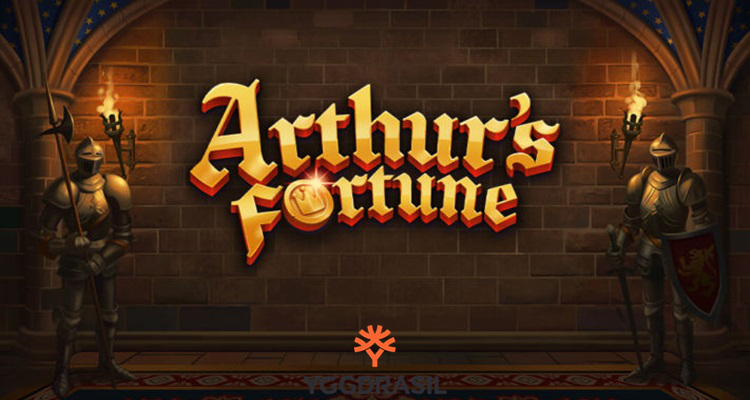 Yggdrasil Gaming goes medieval with its new online slot Arthur's Fortune