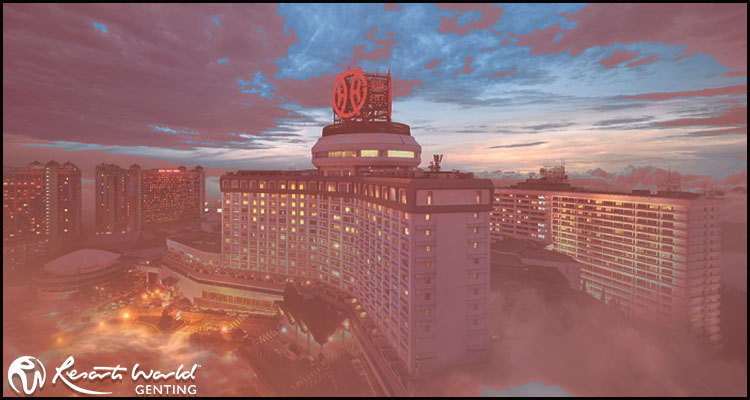 Resorts World Genting re-opening its casinos following coronavirus closures