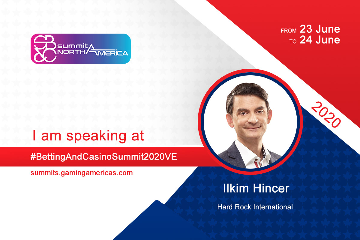 Ilkim Hincer (Hard Rock International) to join speaker lineup at the Sports Betting & Casino Summit North America 2020