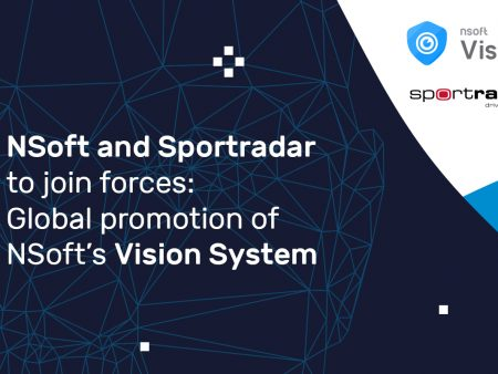 NSoft and Sportradar to join forces: Global promotion of Vision System