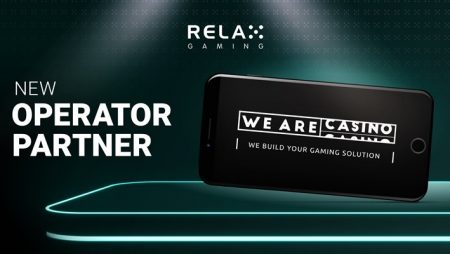 Relax Gaming expands network via WeAreCasino content integration deal