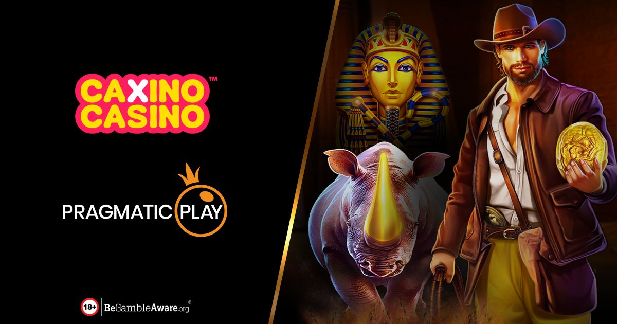 Pragmatic Launches its Entire Portfolio of Slot Content on Caxino