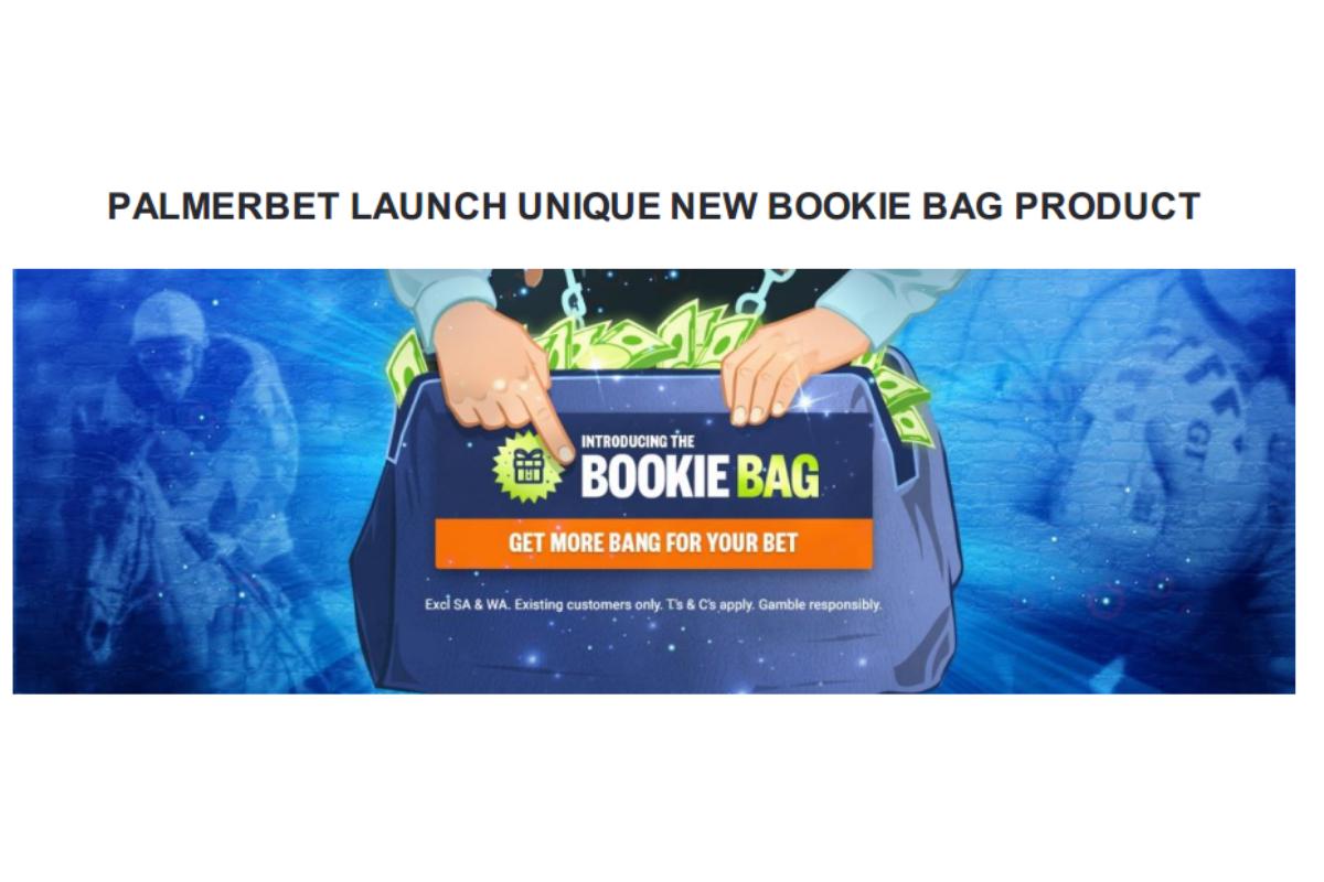 PALMERBET LAUNCH UNIQUE NEW BOOKIE BAG PRODUCT