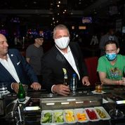 First Vegas casinos to reopen