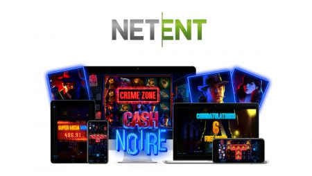 There's a murder to be solved in NetEnt's latest release Cash Noire™
