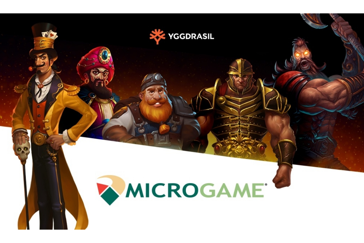 Yggdrasil strikes deal with Microgame in Italy