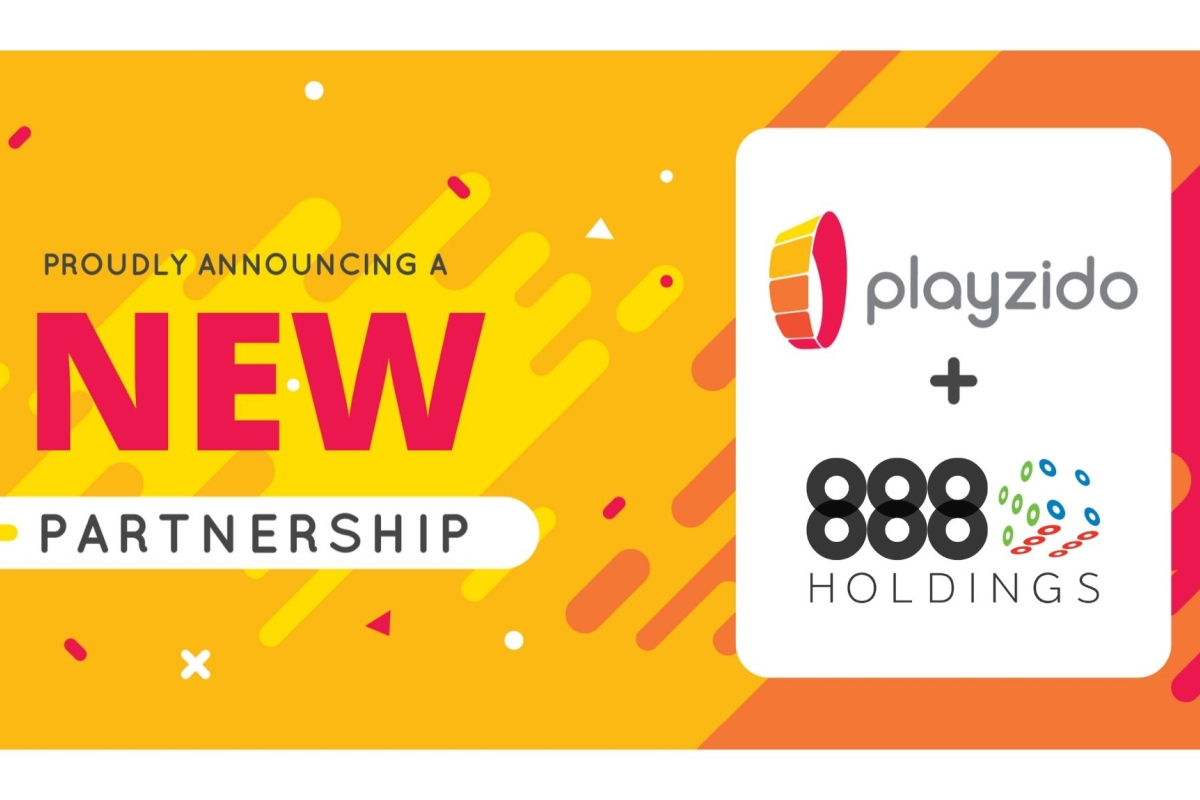 888 Holdings Partners with Playzido