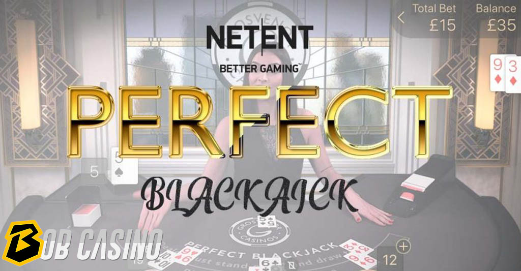"NetEnt's Newly-Released ""Perfect Blackjack"" Decreases House Edge"