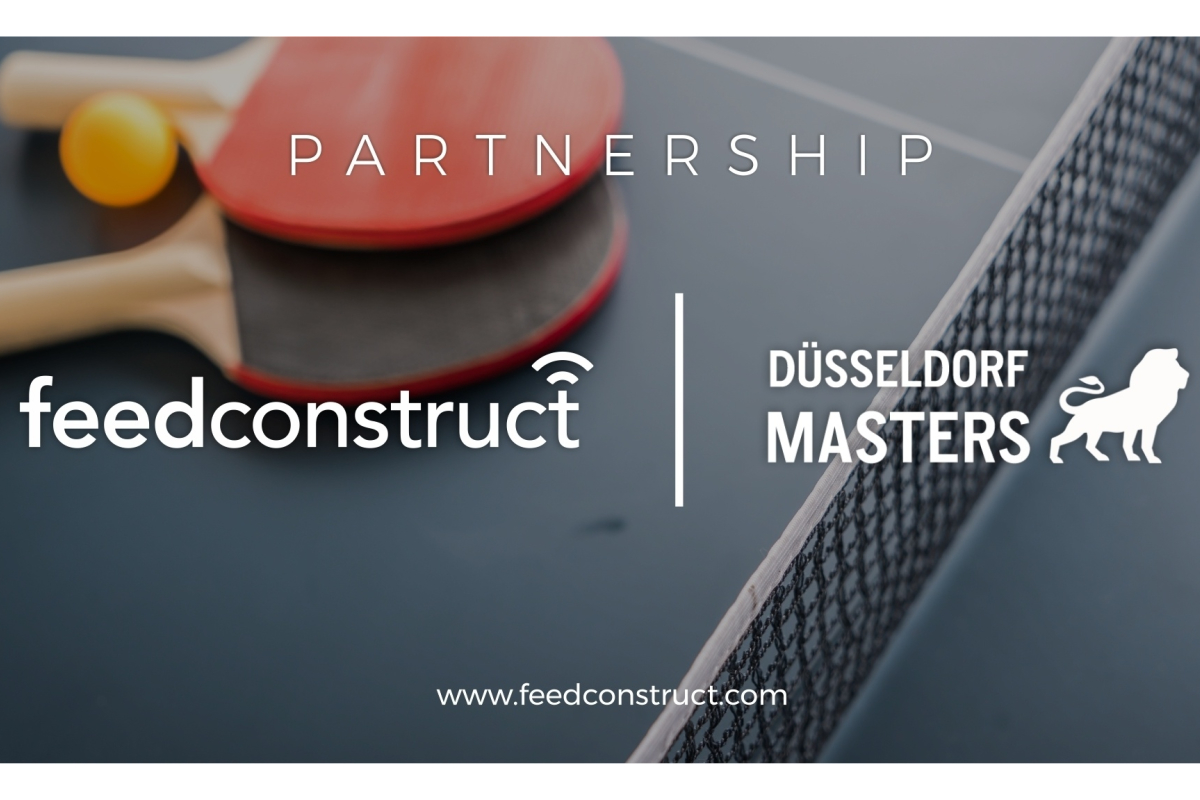 Düsseldorf Masters Partners with FeedConstruct