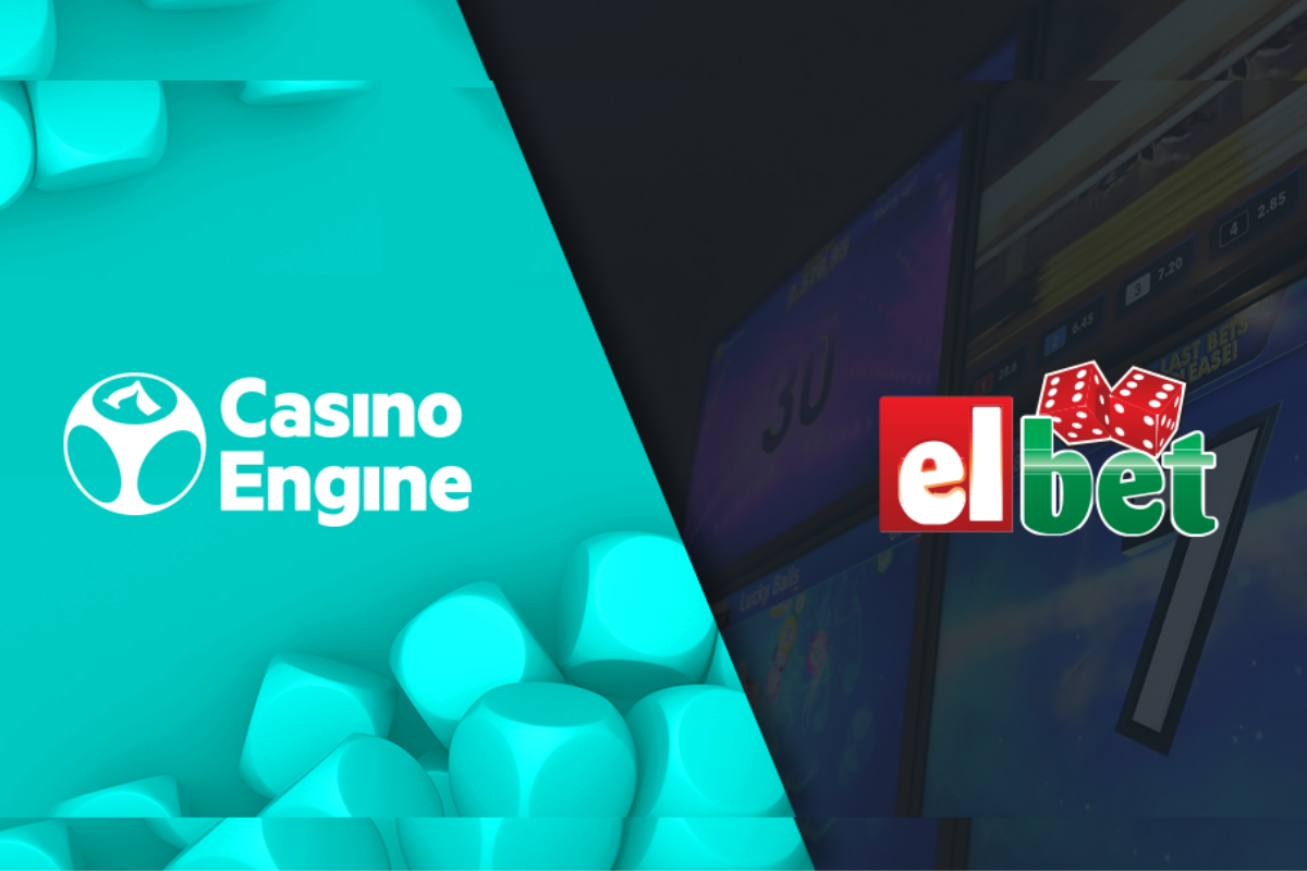 EveryMatrix launches Elbet's games portfolio on CasinoEngine
