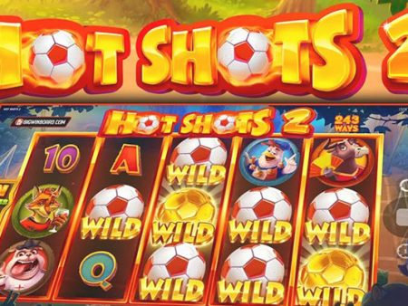 iSoftBet launches supercharged online slot sequel Hot Shots 2