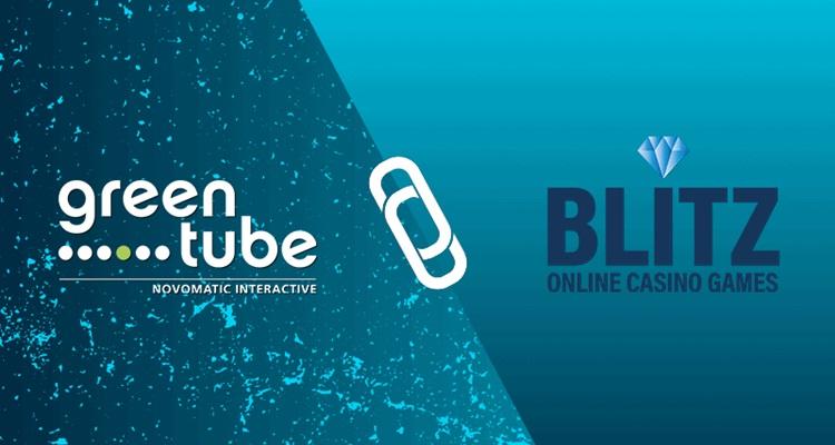Greentube launches premium dice games with Belgium online operator Blitz Casino