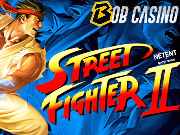 Street Fighter II: The World Warrior Slot Review (NetEnt)