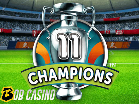 11 Champions Slot Review (Microgaming & GameBurger Studios)