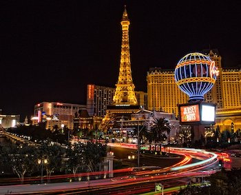 Las Vegas Strip casinos back in action