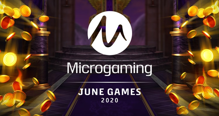 Microgaming introduces new June slots line up