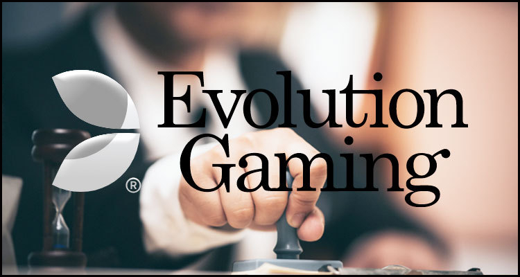 Evolution Gaming Group AB announces offer for NetEnt AB