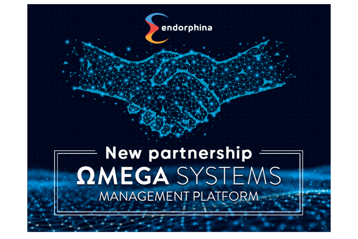 A bright new partnership between Omega Systems and Endorphina