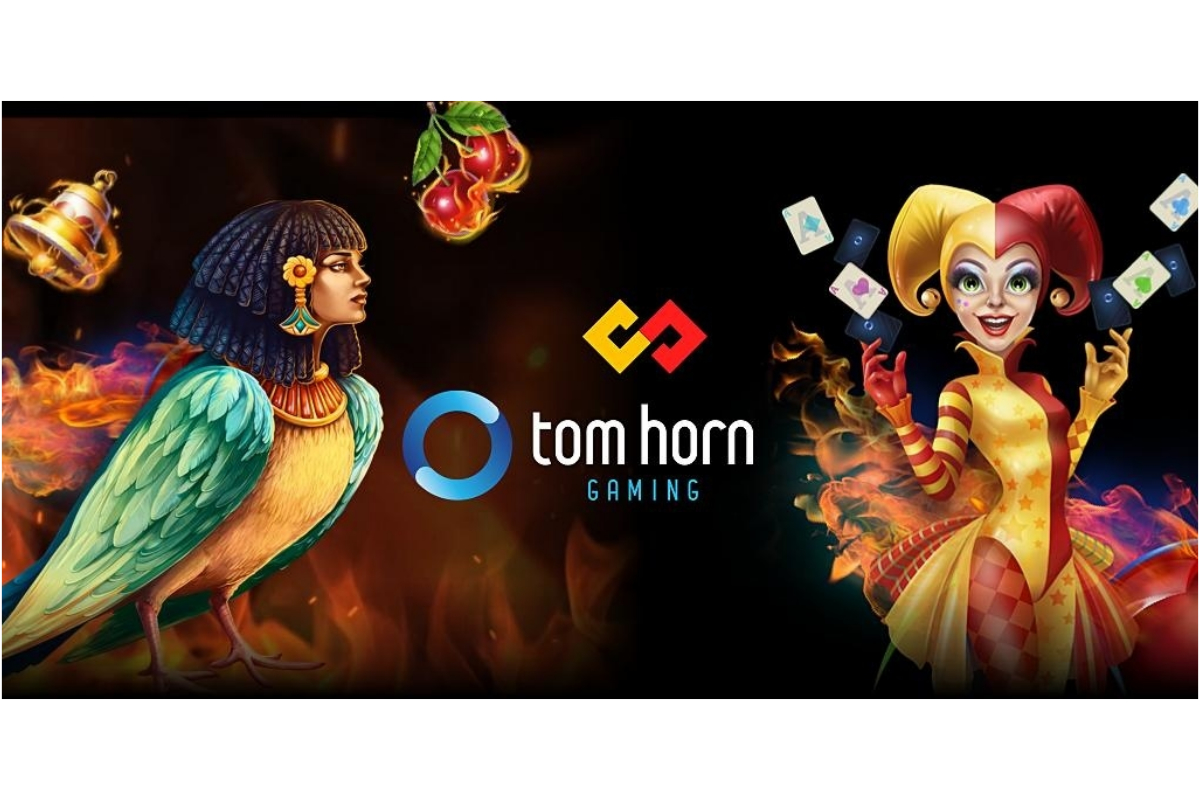 Eye-catching Tom Horn games now available for SoftSwiss projects