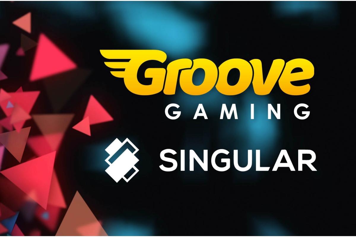 GrooveGaming gets Singular