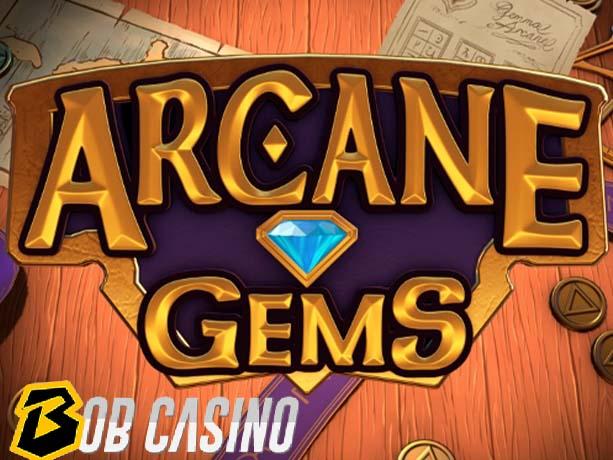 Arcane Gems Slot Review (Quickspin)